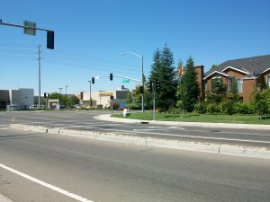 Corner of Arena and Duckhorn