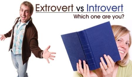 Extrovert-v-introvert