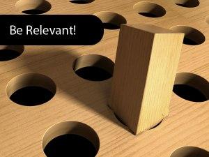 be-relevant